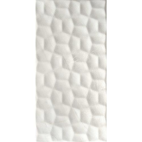 Azulejo cerámico mod angora blanco 30x60 marca bellacasa