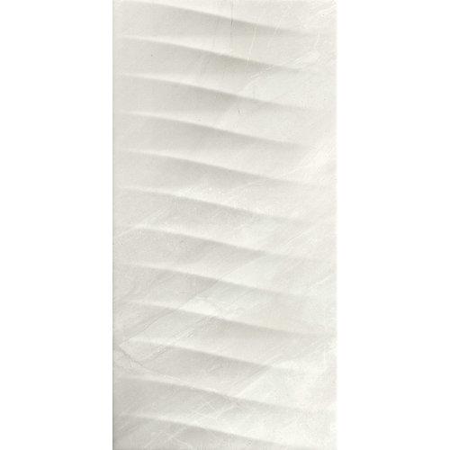 Azulejo cerámico mod lana blanco 30x60 marca bellacasa