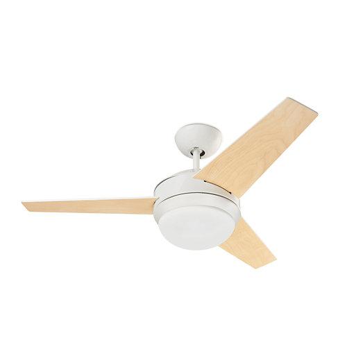 Ventilador de techo con luz -c4 windy