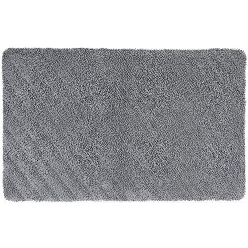 Alfombra de baño remix rectangular granito 50x80 cm