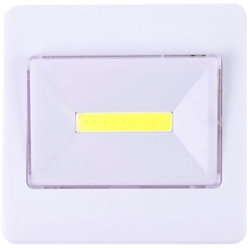 Luz a pilas blanco dono 6500k