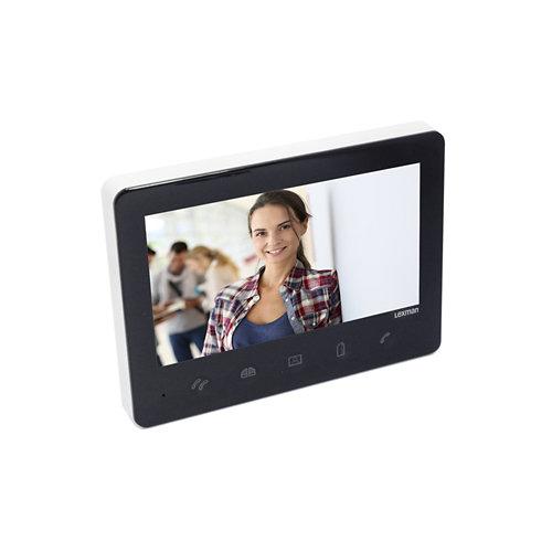 Monitor adicional para videoportero lcd 7'' lexman