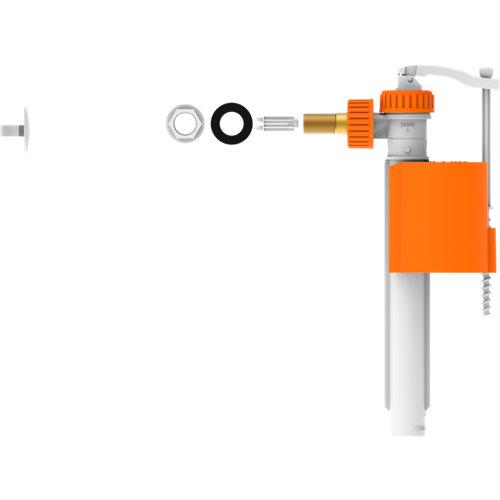 Grifo de alimentación lateral compacto equation