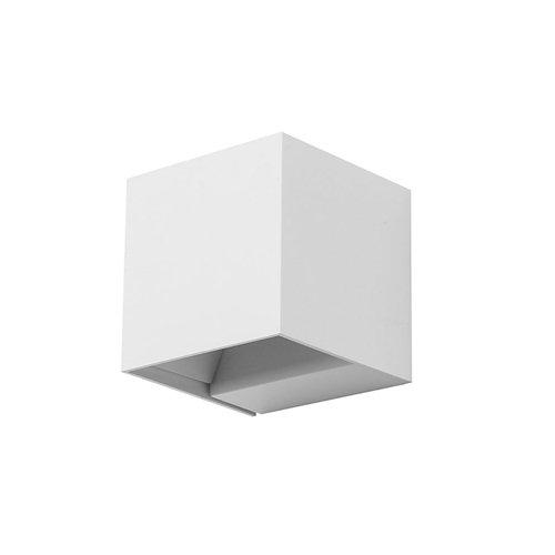 Aplique de exterior rex 2 x led 5.2 blanco