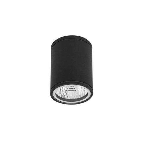 Plafon orion 1 x led 5.6 negro