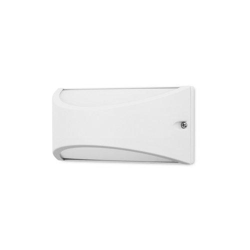 Aplique de exterior kapa 14 x led 8.7 blanco