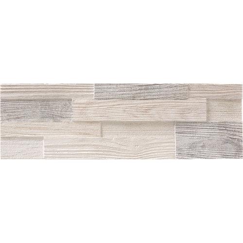 Revestimiento plaster 12x40 tanaga grey artens