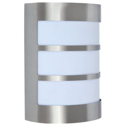 Aplique de exterior inspire montreal aluminio galvanizado