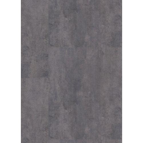 Loseta vinílica autoadhesiva gerflor forte sugar, estilo hormigón color gris