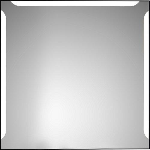 Espejo de baño con luz led alice 80 x 80 cm