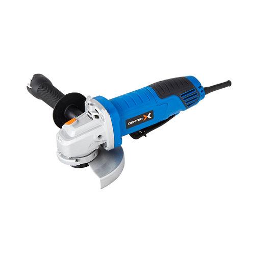Amoladora con cable dexter disco 115/125mm 800w