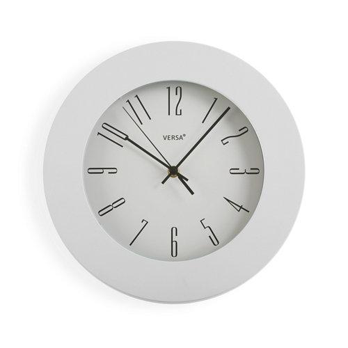 Reloj cocina cocina blanco 30 cm ,