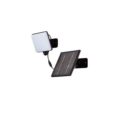 Proyector solar led de 3w
