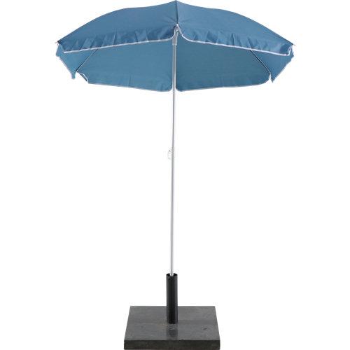 Parasol metálico playa azul 180 cm