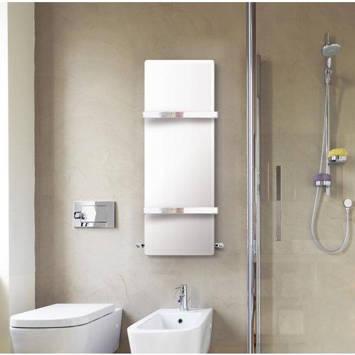 Radiador toallero dedalo renova blanco