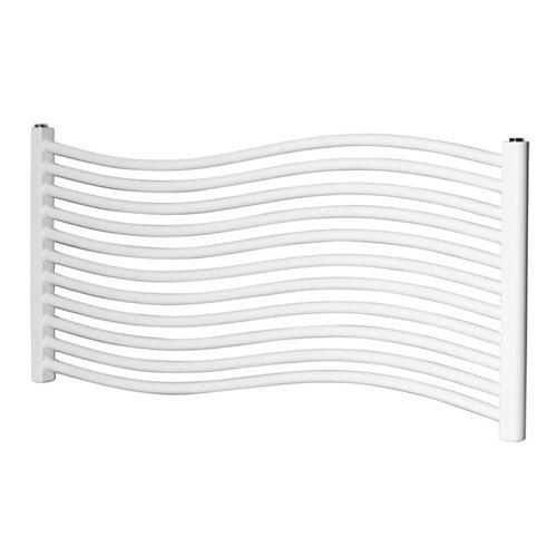 Radiador toallero onda blanco