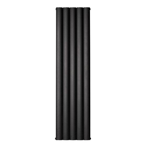 Radiador decorativo vertical bahia blanco