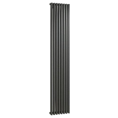 Radiador de agua cicsa diva vertical 1800/580 gris antracita