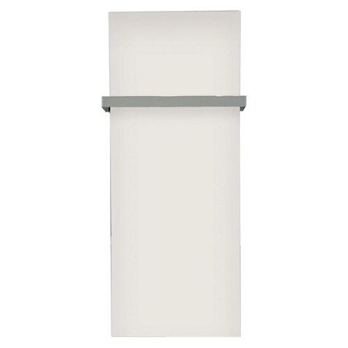 Radiador de agua cicsa plate 47 1490/470 blanco