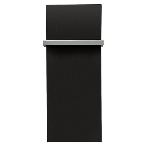 Radiador de agua cicsa plate 47 1790/470 negro