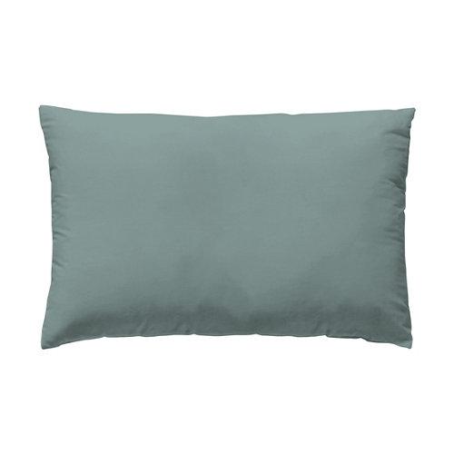 Funda nórdica cama 180cm percal liso menta w.g.