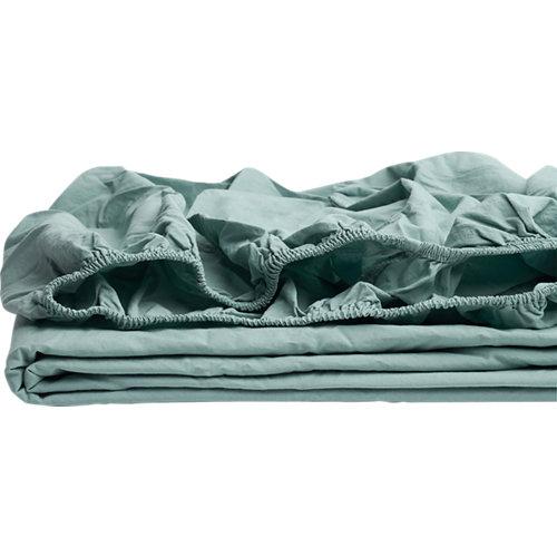 Sábana bajera algodón para cama 135 / 140 cm