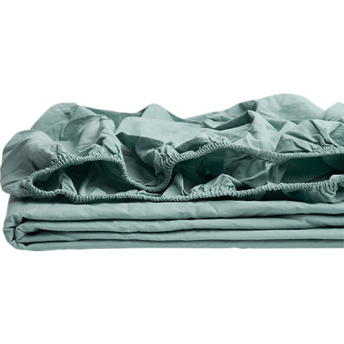 Sábana bajera algodón para cama 180 / 200 cm