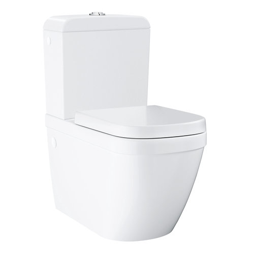 Pack wc grohe euro