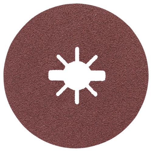 Disco fibra bosch xlock ø125 mm de g80 madera