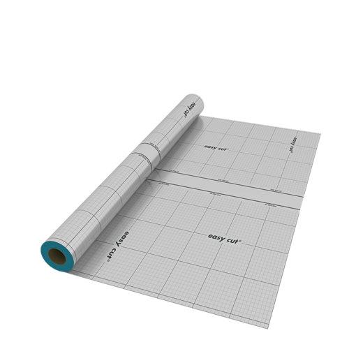 Base aislante axton de 0,2 mm de grosor con capa antihumedad