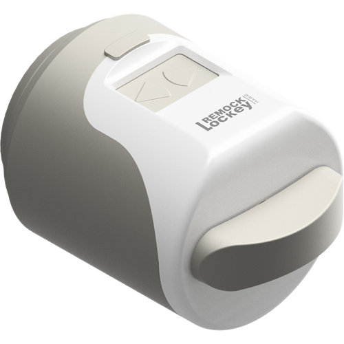 Cerradura inteligente remock magic p/ll doble embrag