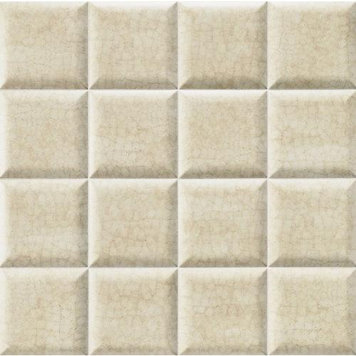 Ceramica baño y cocina/tavira/mainzu/blanco 3d/15x15