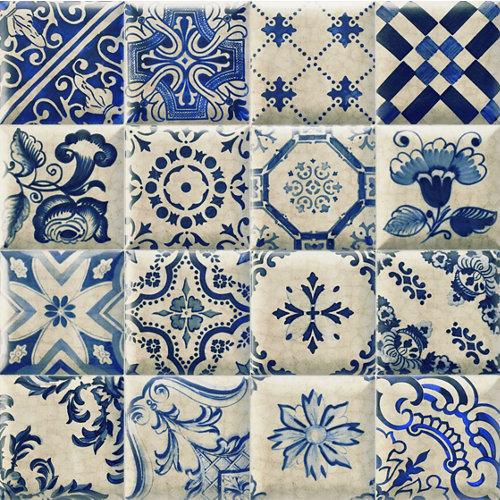 Ceramica baño y cocina/tavira/mainzu/decor 3d/15x15