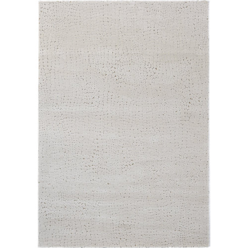 Alfombra beige polipropileno creek 73161/653 200 x 290cm