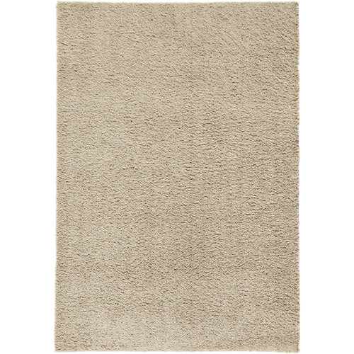 Alfombra beige microfibra blizz 79800 160 x 230cm