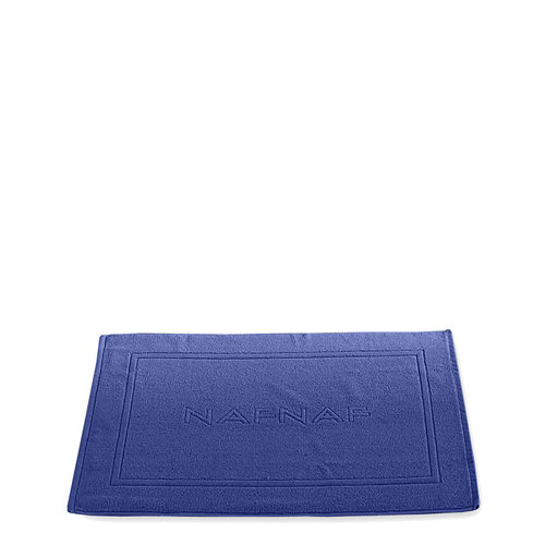 Alfombra baño alfombra baño naf naf rectangular azul verde 50x80 cm