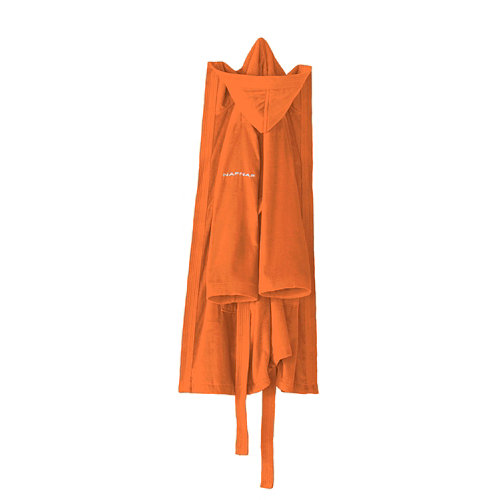 Albornoz naranja / cobre