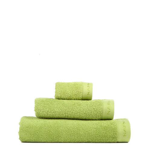Set baño naf naf casual 30x50+50x100+70x140 cm verde