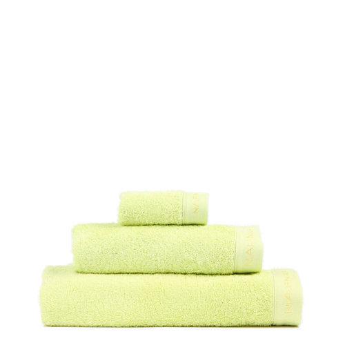 Set baño naf naf casual 30x50+50x100+70x140 cm pistacho