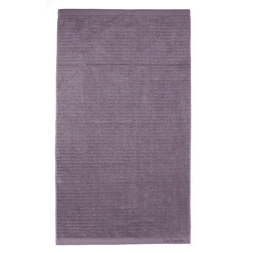 Toalla guy laroche palace 100x150 cm malva