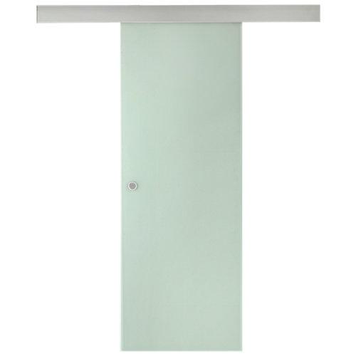 Conjunto puerta corredera cristal orlando 73 cm