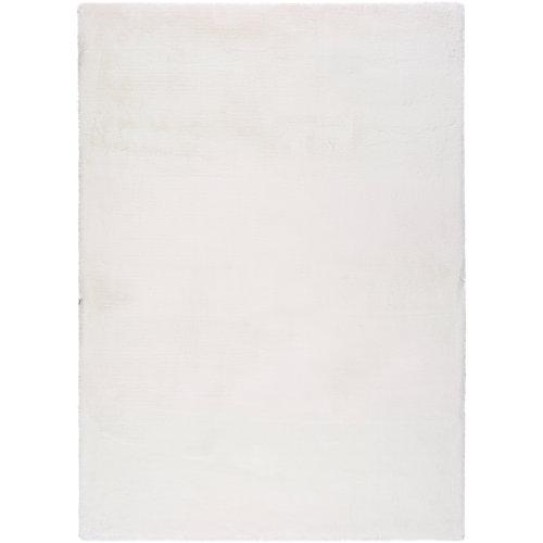 Alfombra fox blanca 160x230 cm