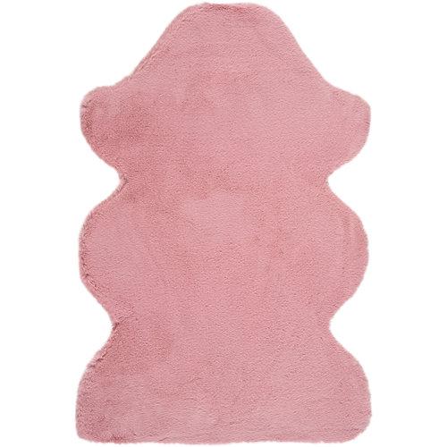 Alfombra fox rosa 60x90 cm
