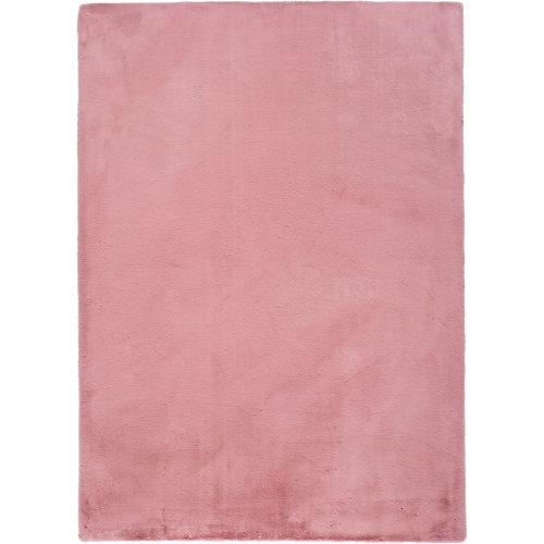 Alfombra fox rosa 160x230 cm