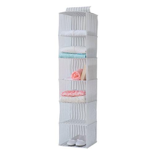 Estantería para colgar de polipropileno extraíble lavable de 30x30x30 cm