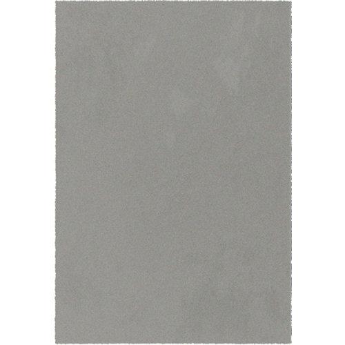 Alfombra lavable viena gris plata 60x115 cm
