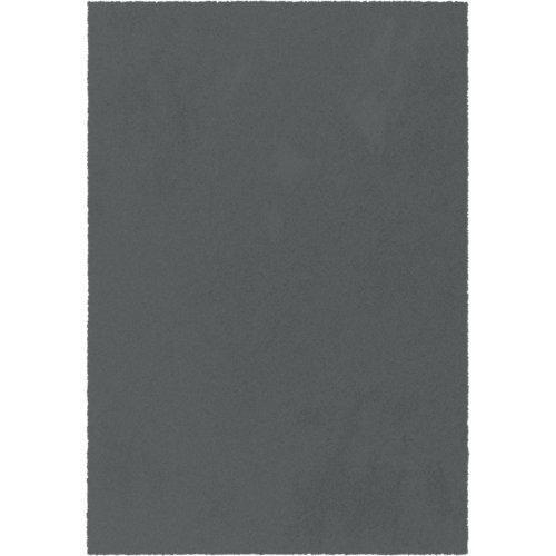 Alfombra lavable viena gris plata 160x230 cm