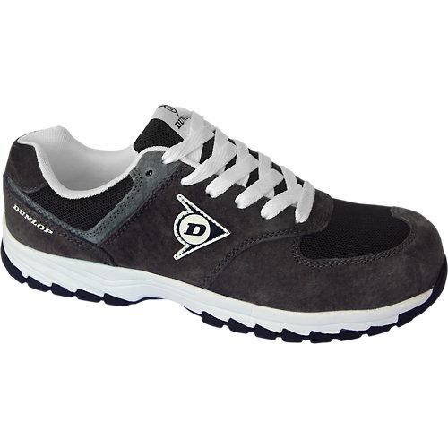Dunlop calzado de seguridad, deportivo s3 modelo flying arrow color gris - tall