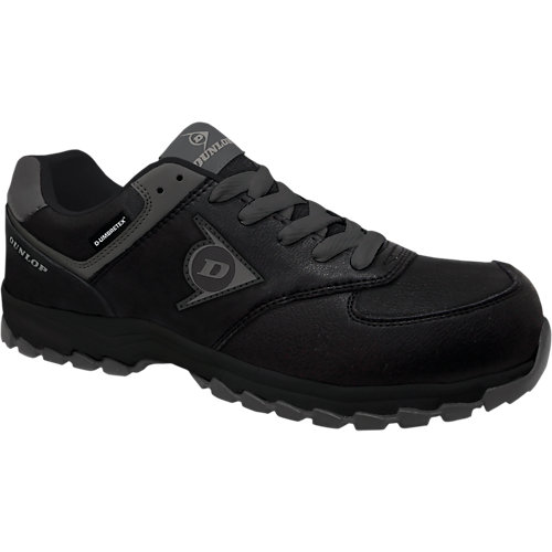 Dunlop calzado de seguridad, deportivo s3 modelo flying arrow color negro - tal