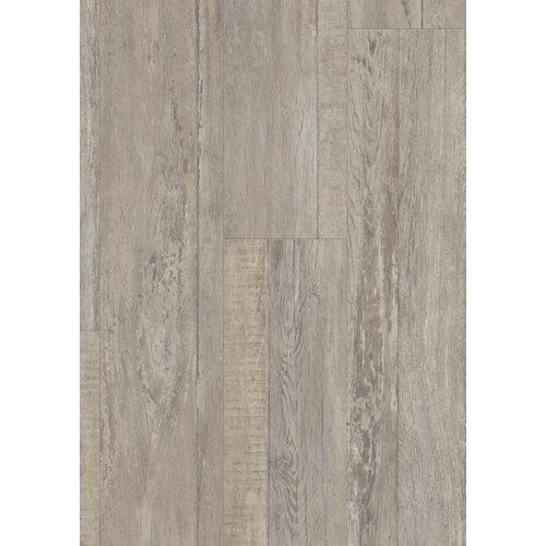 Lama vinílica clic gerflor intenso naya, estilo madera, color beige